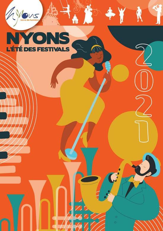 Zomerconcerten 2021 in Nyons